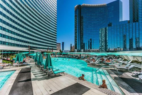 Hotel Vdara Condo Hotel Suites by AirPads