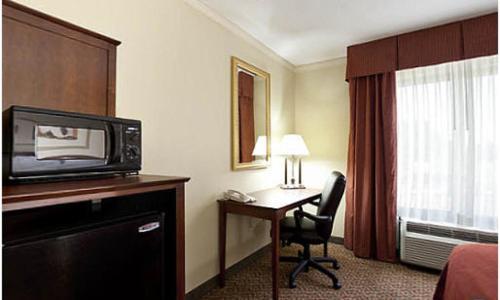 Holiday Inn Express Breaux Bridge - Breaux Bridge, LA 70517