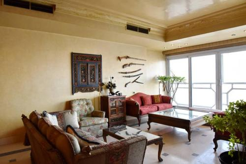 Apartment on the River Nile, Каир