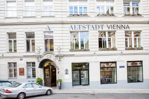 Small Luxury Hotel Altstadt Vienna photo 62