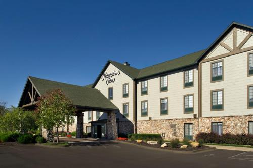 Hampton Inn Kansas City Village West - Kansas City, KS 66111