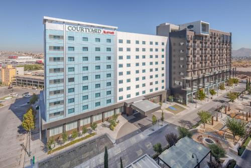 Гостиница «Courtyard by Marriott Chihuahua», Чиуауа