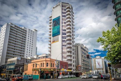 Hotel Auckland City One Bedroom Apartment Bed And Breakfast