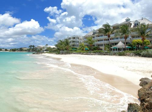 Worthing Beach, Christ Church, Barbados.