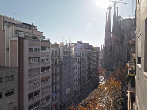 Hotel Suites4days Sagrada Familia Gaudi Views