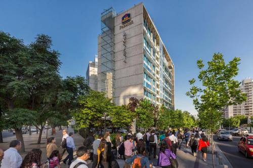 Best Western Premier Marina Las Condes Photo
