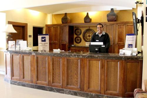 Best Western Cumbres Aeropuerto Photo