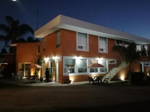 Villas Hotel Cholula Photo