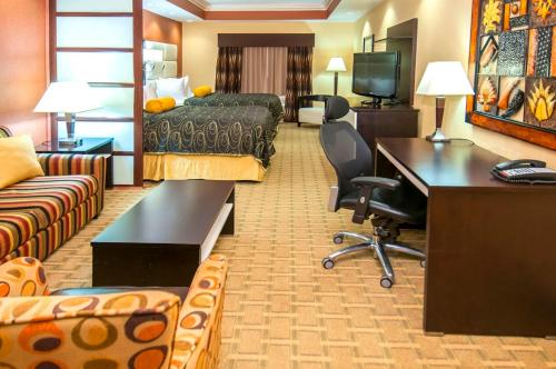 Best Western Plus Jfk Inn & Suites - North Little Rock, AR 72114