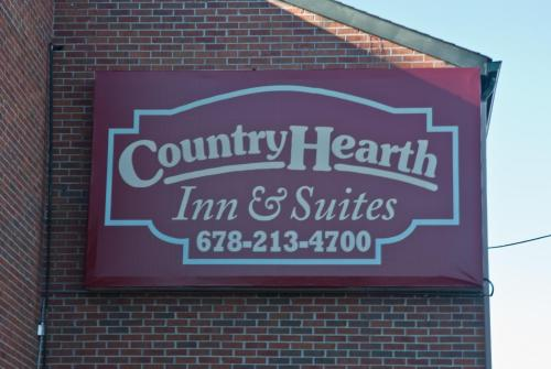 Country Hearth Inn & Suites Marietta photo