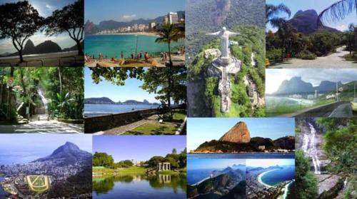 Copa and Botafogo Perfect Places Photo