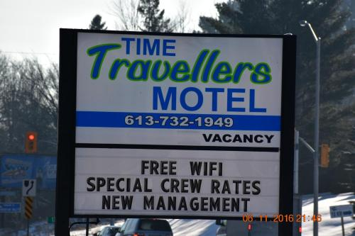 Time Travellers Motel Photo