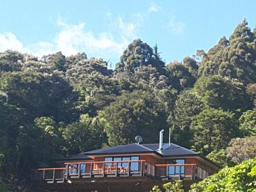 Marlborough Sounds Accommodation 92