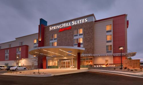 SpringHill Suites by Marriott Salt Lake City Draper Photo