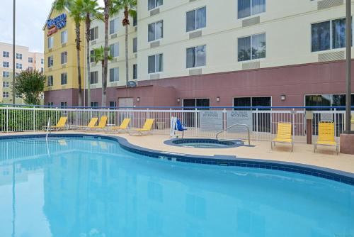 Fairfield Inn Orlando Airport photo 10