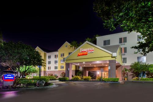 Fairfield Inn Orlando Airport impression
