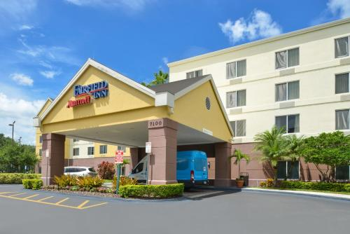 Fairfield Inn Orlando Airport photo 17