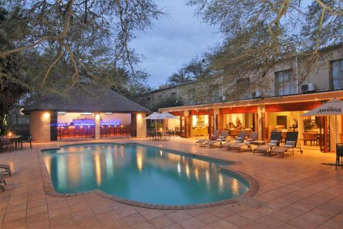 Anew Hotel Hluhluwe & Safaris Photo