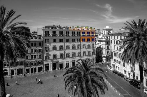 The Inn at the Spanish Steps-Small Luxury Hotels photo 51