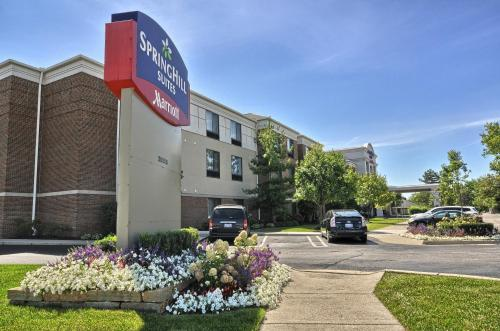 SpringHill Suites Detroit Southfield Photo