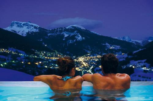 Albion Mountain Spa Resort Dolomites, Ортизеи