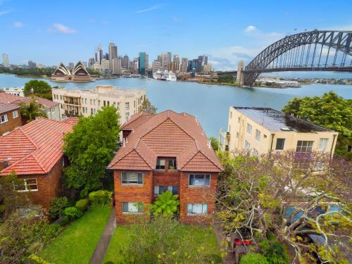Kirribilli Self-Contained 1 Bed Apartment (12KIR)柯里比利自助式一卧室公寓(12KIR)