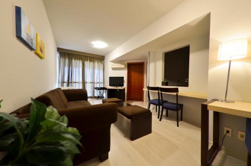 Lagoa Serena Flat Hotel Photo