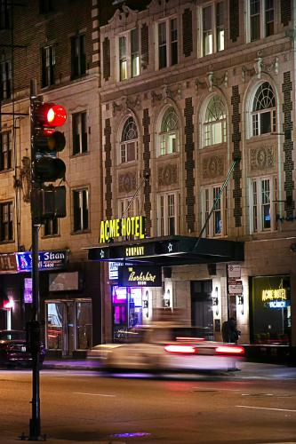 Acme Hotel Company Chicago Photo