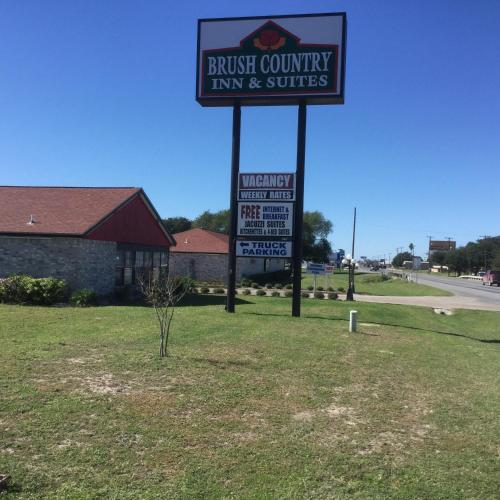 Brush Country Inn & Suites - Freer, TX 78357