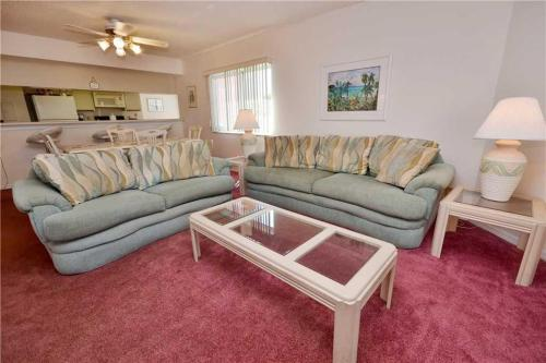 Beach Cottage - Two Bedroom Condo - 2101