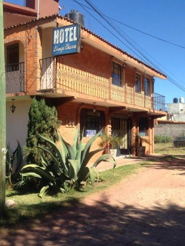 Hotel Lienzo Charro 1 Photo