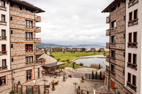 Pirin Golf & Country Club Apartment Complex, Разлог