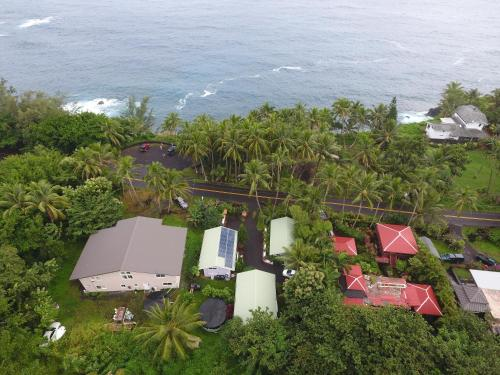 Oceanfront Cottage Near the Kalapana Lava Flows Photo