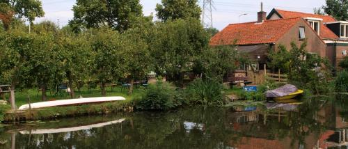Hotel-overnachting met je hond in Bed and breakfast de Oude Rijn - Harmelen