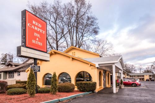 Hotel Red Carpet Inn & Suites Albany Airport 1