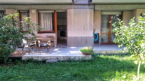 Garden Apartment Rapallo