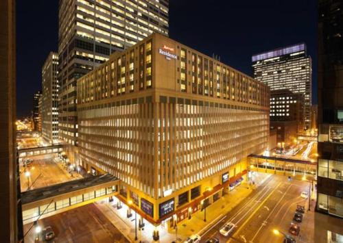 Residence Inn Minneapolis Downtown/city Center photo