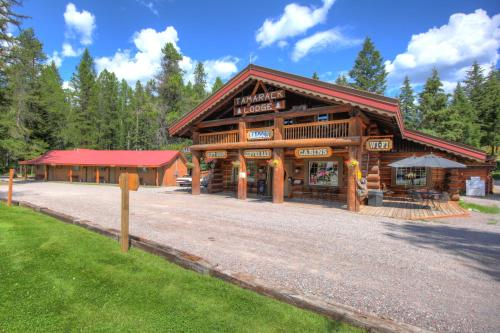 Historic Tamarack Lodge and Cabins Photo