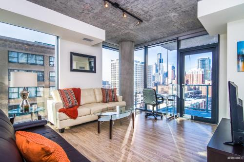 Furnished Suites in South Loop Chicago Photo