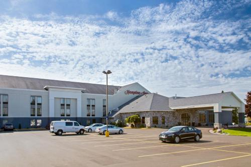 Hampton Inn Sault Ste Marie, MI Photo