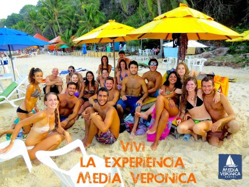Media Veronica Hostel Pipa Photo