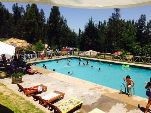 Camping Rustikon Las Cabras Photo
