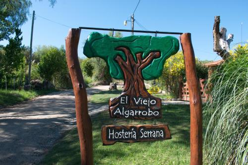 El Viejo Algarrobo - Hosteria Serrana Photo
