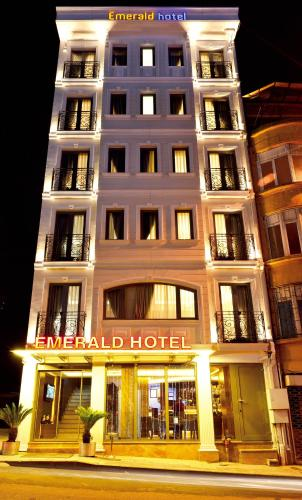 Emerald Hotel Istanbul
