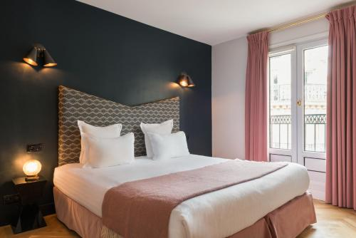 Quality Hôtel Malesherbes by Happyculture impression