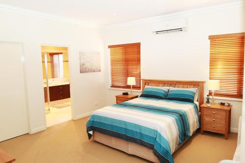 Private Lounge, Bedroom With Ensuite