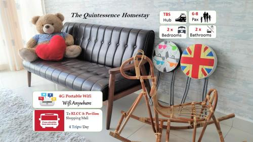 Hotel The Quintessence Place