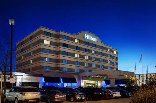Hilton Winnipeg Airport Suites Photo