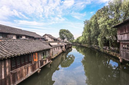 Wuzhen alleys quiet Inn, Tongxiang
