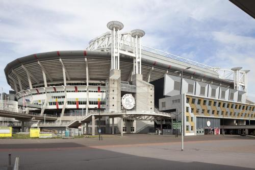 easyHotel Amsterdam Arena Boulevard photo 44